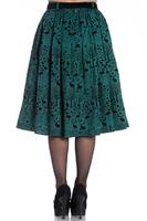 Sherwood Green 50's Skirt by Hell Bunny - ONLY S LEFT