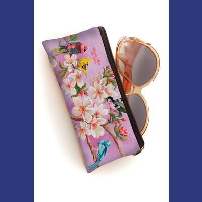 Bloom Pencil Case by Woody Ellen