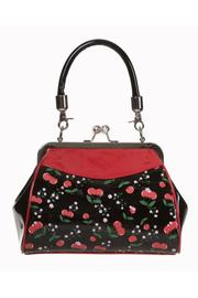 New Romantics Cherries Little Handbag by Banned