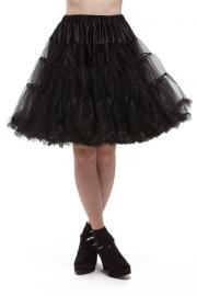 23 inch Black Petticoat by Hearts & Roses