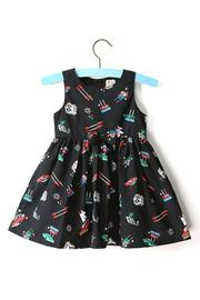 Baby Audrey Route 66 Rockabilly Dress