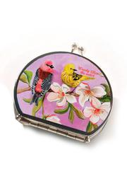 Bloom Compact Mirror by Woody Ellen