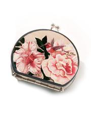 Honeybird Compact Mirror by Woody Ellen
